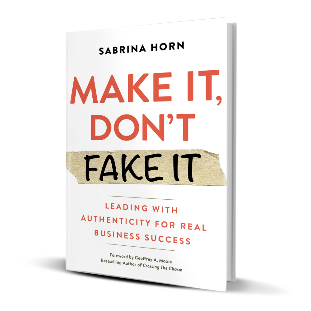 Make It Don't Fake It Book